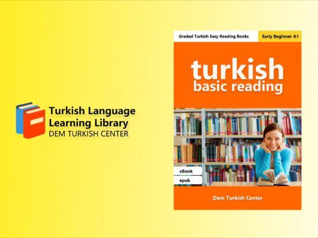 Basic Turkish Reading EPUB