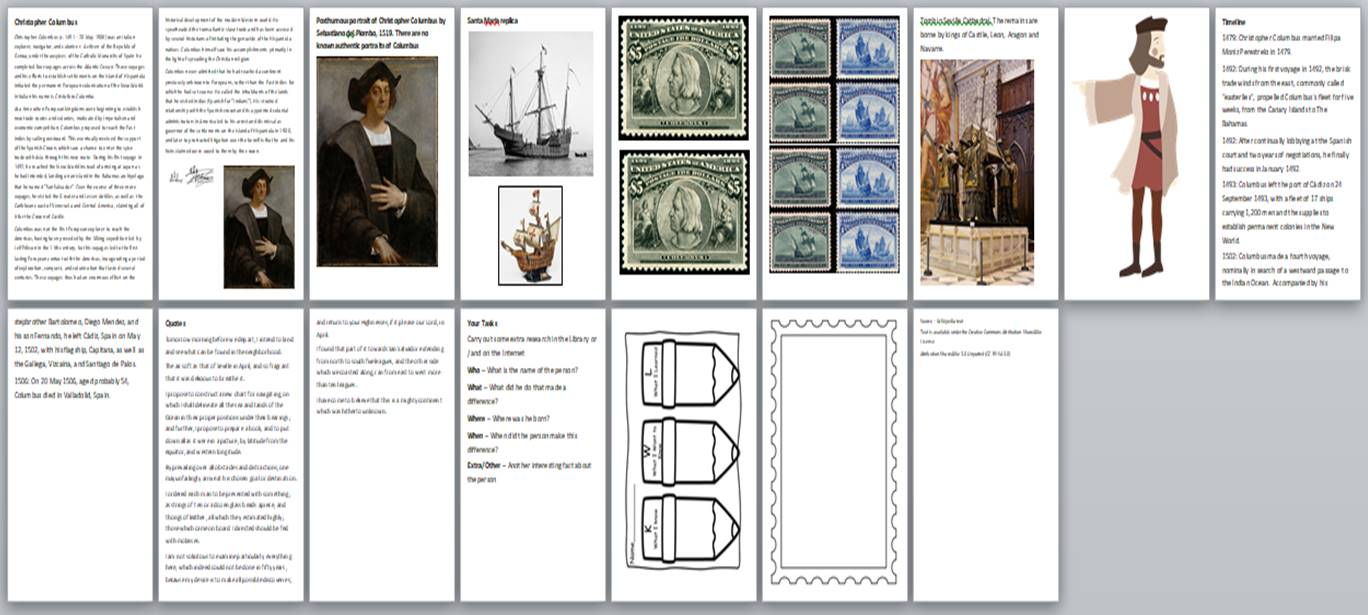 Christopher Columbus Bundle
