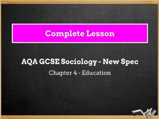 Lesson 11 - Educational Achievement
