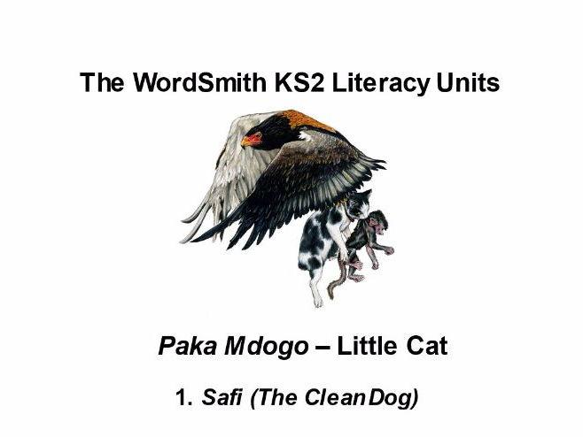 The WordSmith Literacy Units for KS2 (1)