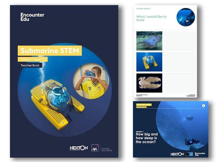 Balanced Forces: Submarines science KS1 KS2