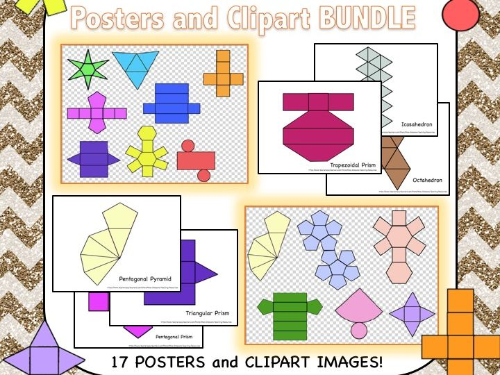3D Nets Posters