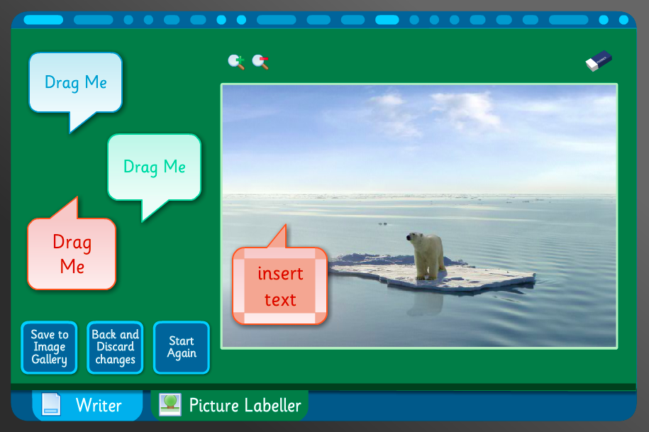 Persuasive Leaflet Writer Interactive Activity - Flooding - KS2 Literacy