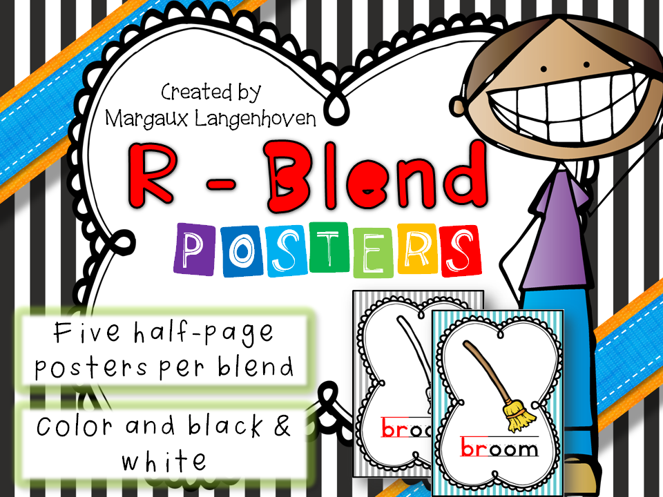 R-Blend Posters