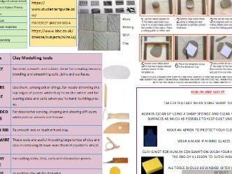 Clay project knowledge organiser