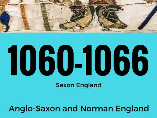 Edexcel Anglo-Saxons and Normans - Key Topic Booklet 1