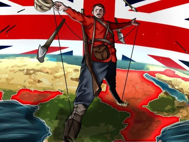 AQA Migration, Empire & People: Expansion & Empire