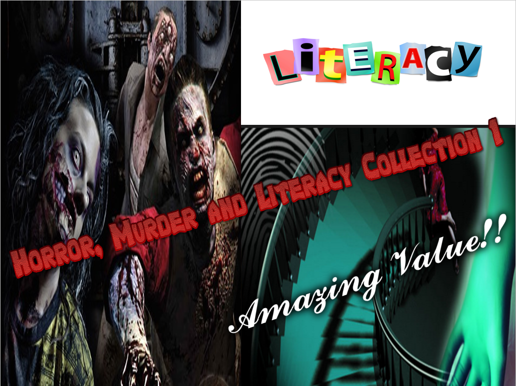 Horror, Murder and Literacy Collection Pack 1