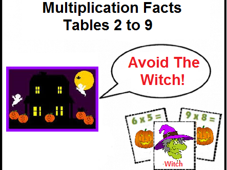 Avoid The Witch