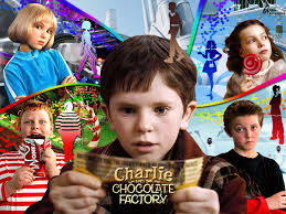 Charlie and The Chocolate Factory Guided Reading