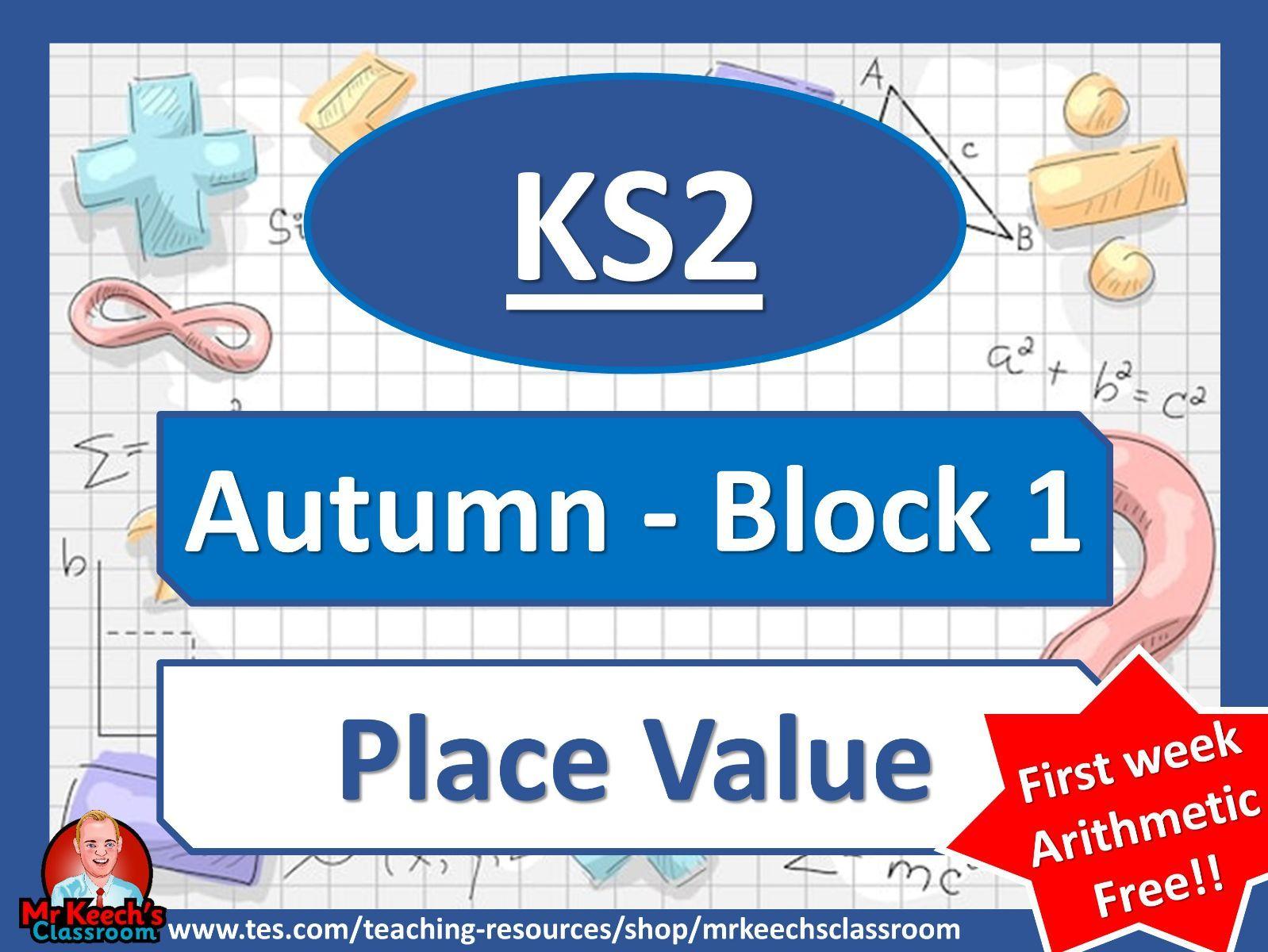 KS2 Place Value Bundle