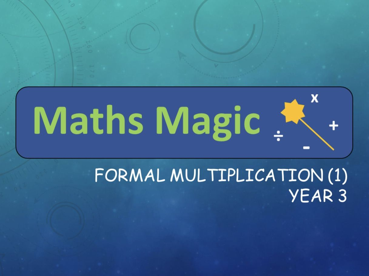 Multiplication Remote Learning Lesson Bundle