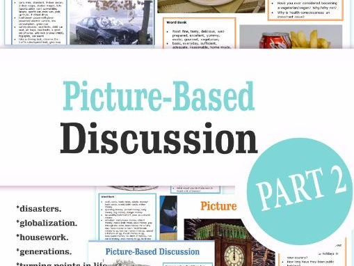 Picture-Based Discussion (part2)