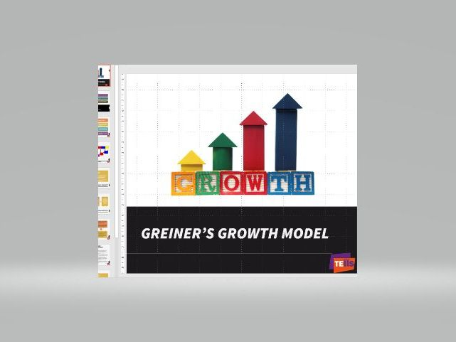 Greiner's growth model