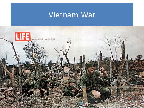 Background to Vietnam