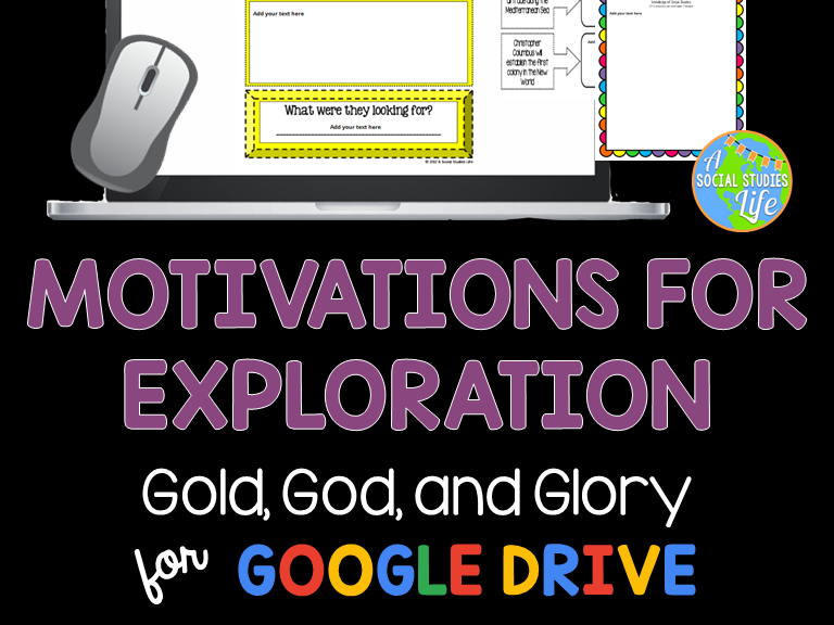 Motivations for Exploration