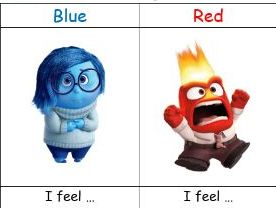 Feelings Chart - How are you Feeling today?