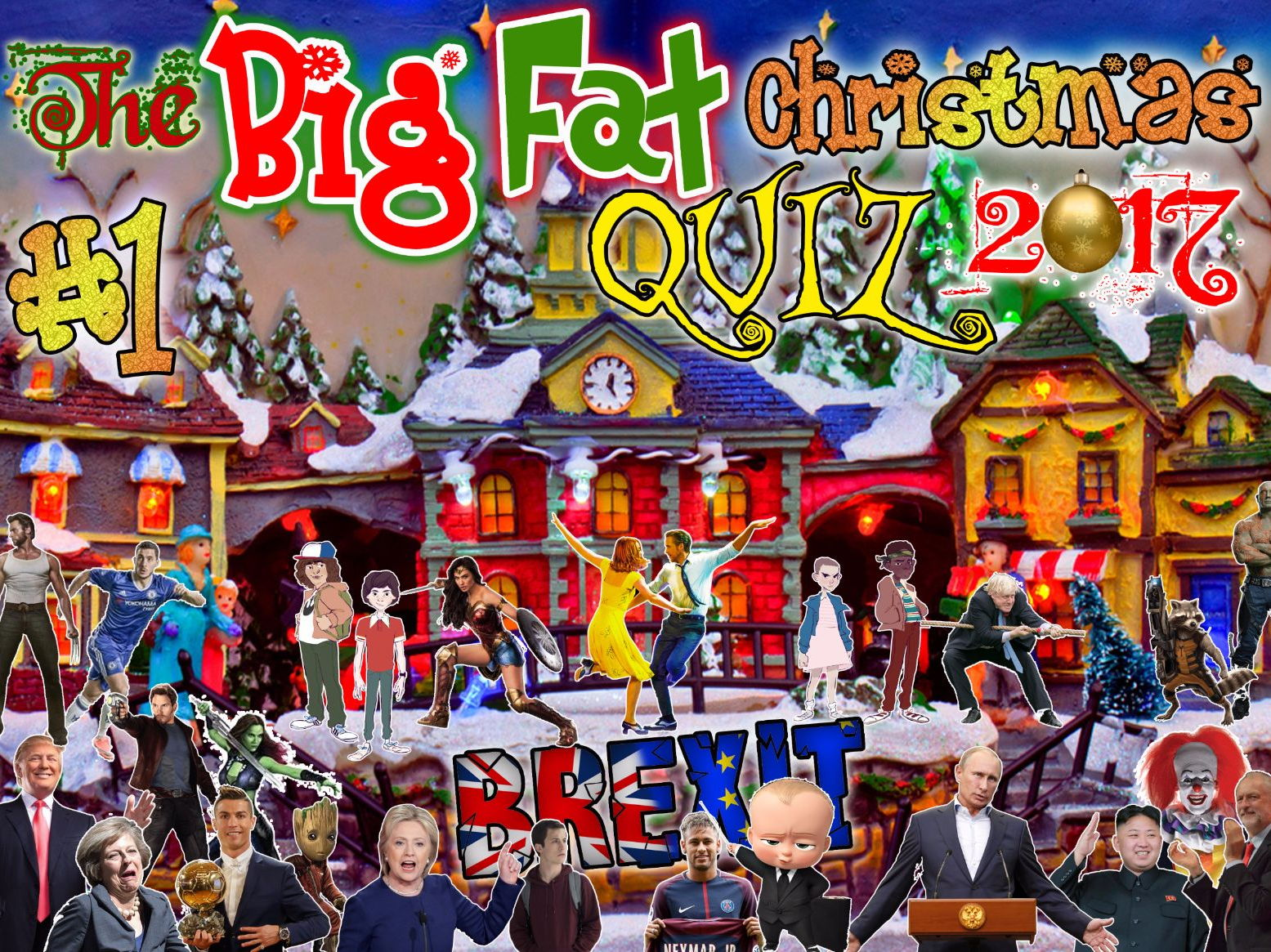 Christmas Quiz Super Bundle #1 BARGAIN!!!