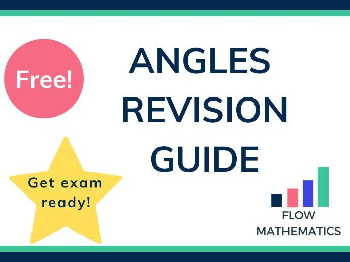 Angles revision guide for GCSE Maths