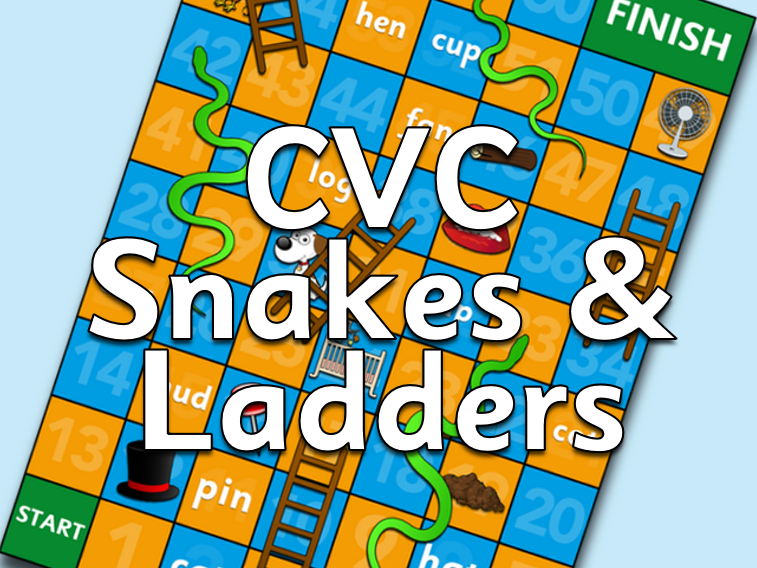 CVC Snakes and Ladders