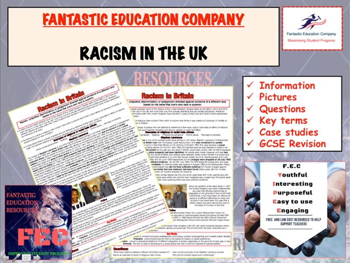 Racism in the UK