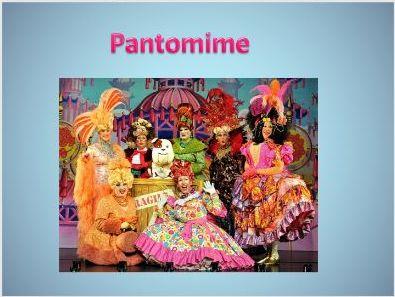 Pantomime year 7