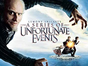 Year 11 - Imaginative writing lesson - Series of Unfortunate Events