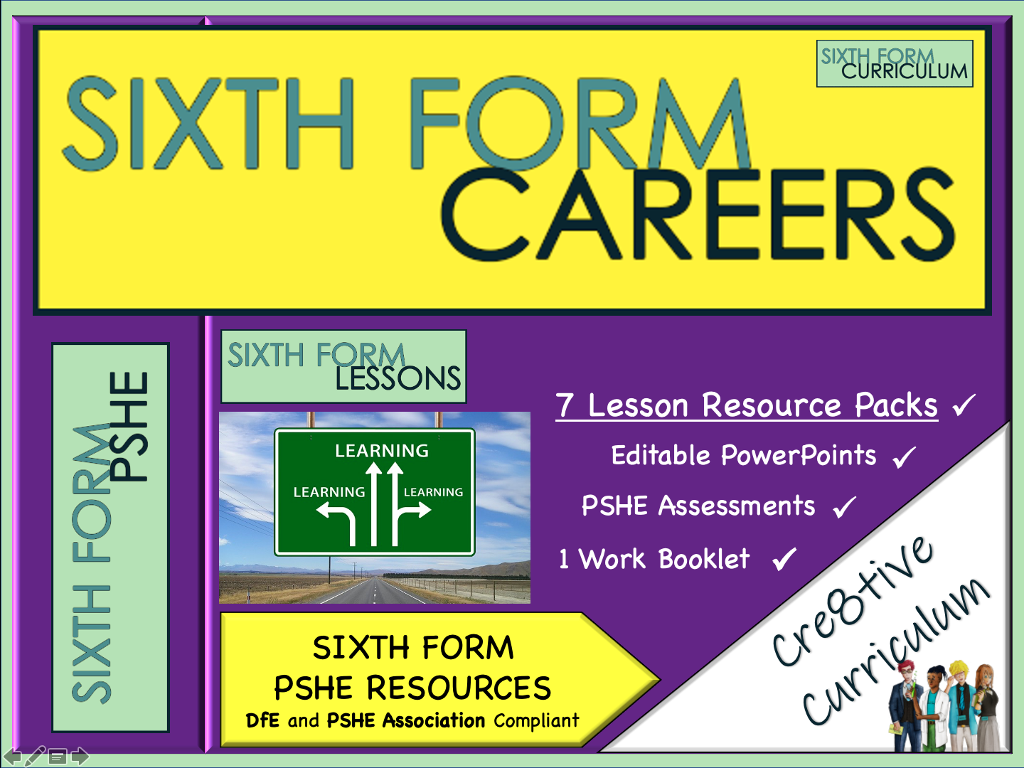 Careers Lessons for KS4 and KS5