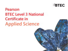BTEC Applied Science 2016 Unit 8 COMPLETE Aim A, B & C