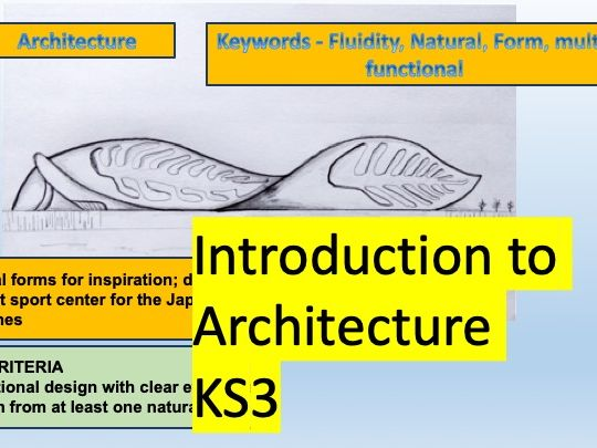 Introduction to Architecture - Graded Outstanding