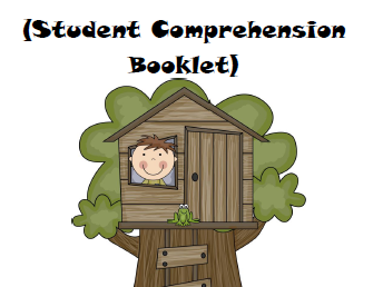 BUNDLE: Magic Tree House books 6-9 Reading Comprehension Packets
