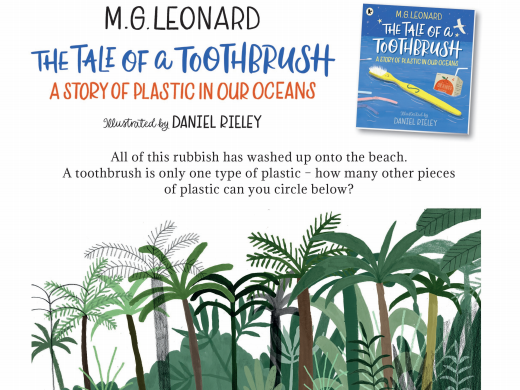 The Tale of a Toothbrush Activity Sheets