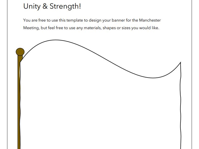 Unity & Strength! - The Peterloo Massacre