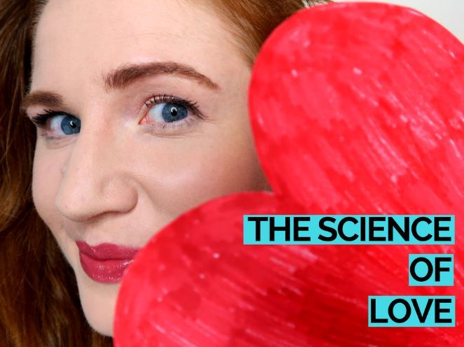 Valentines Day Video - The Science of Love - Explanation of Hormones and Areas of Brain