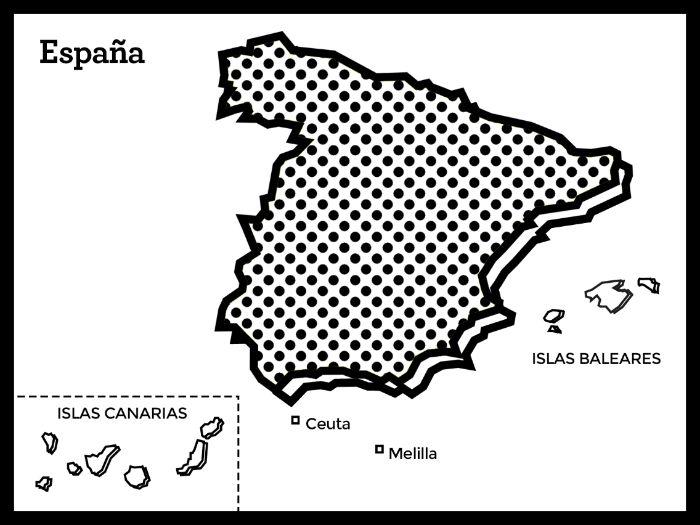 Spain Postcard - Printable