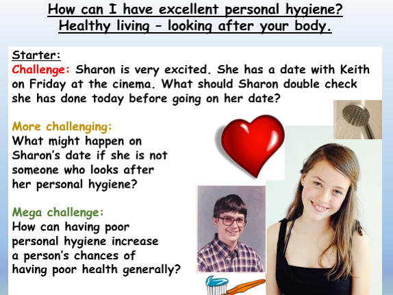 Personal Hygiene - Healthy Lifestyle