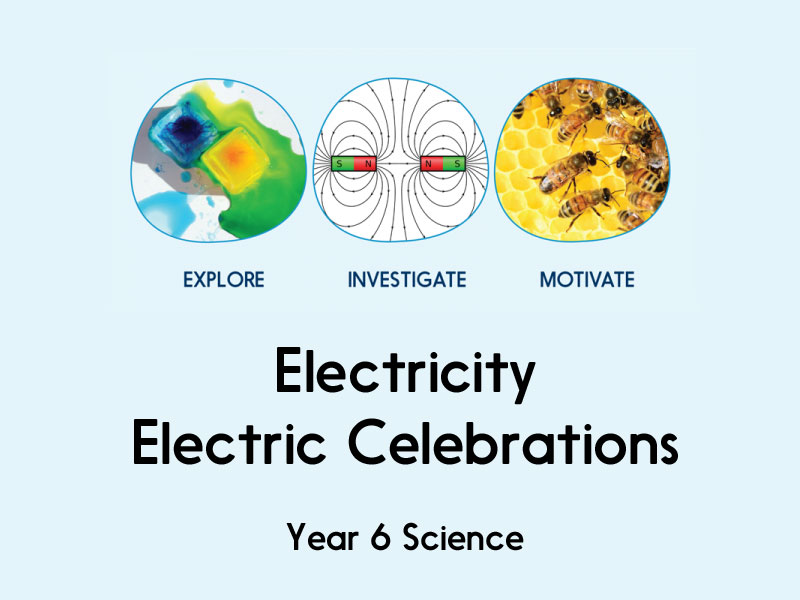 Electricity - Electric Celebrations - Year 6