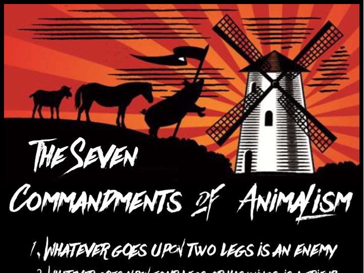 The seven commandments of Animalism