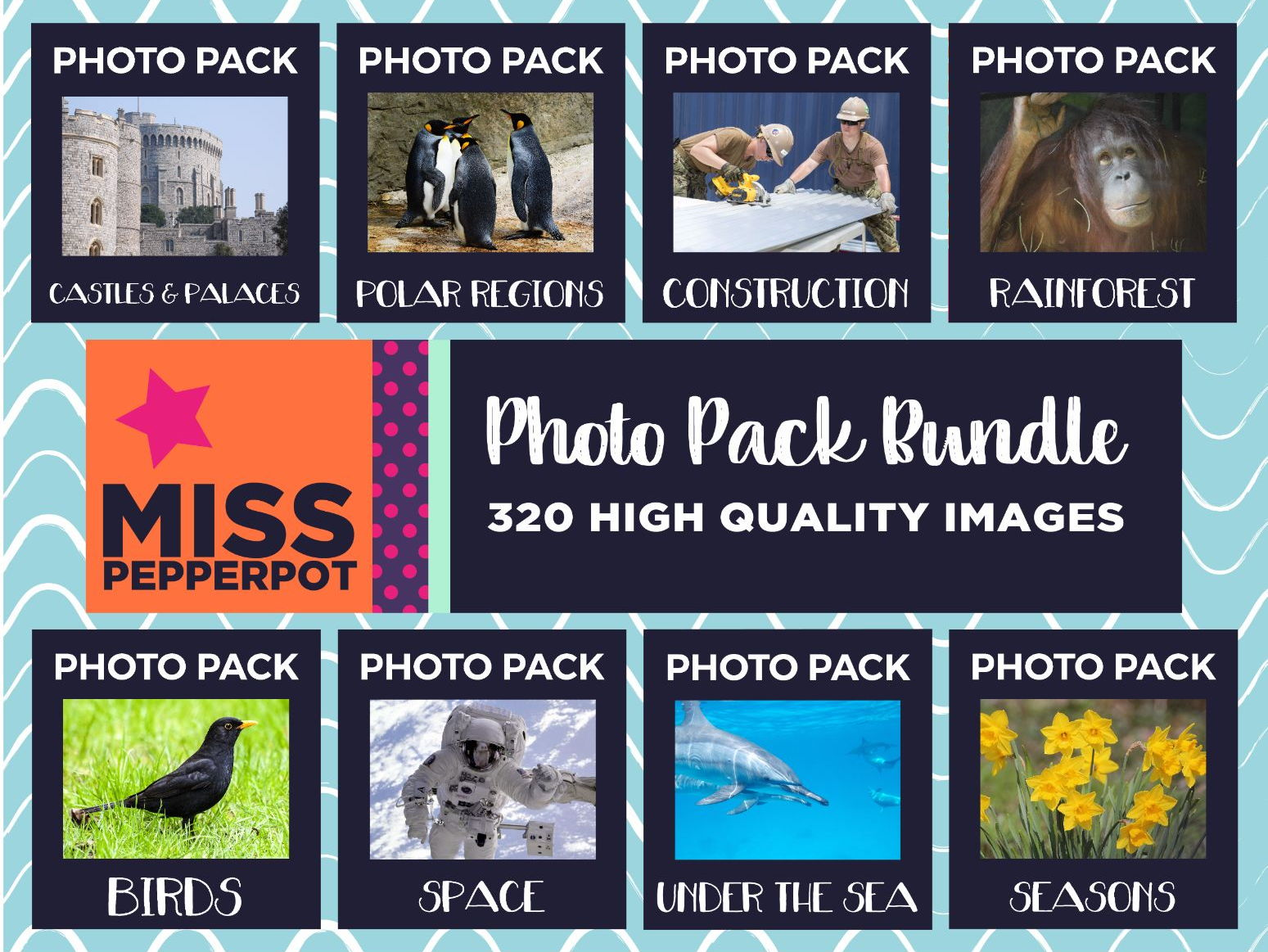 Photo Resource Pack Bundle