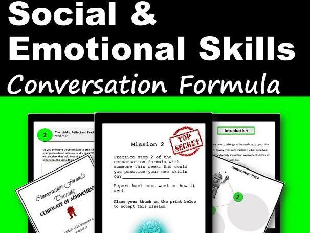 Conversation Skills Training Lessons
