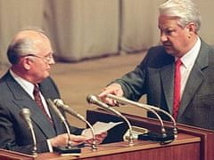 5.4 Gorbachev and Yeltsin - The Fall of USSR