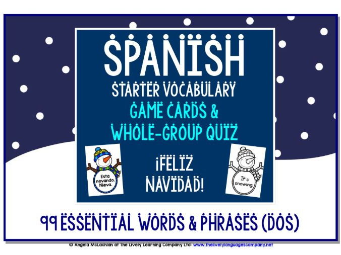 SPANISH CHRISTMAS EDITION GAMES & QUIZ (2)