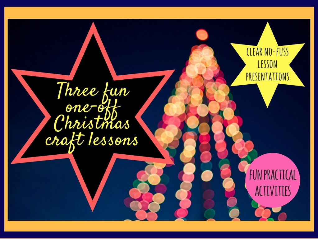 Fun Christmas one-off lessons