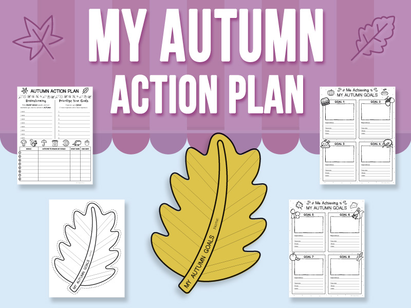 My Autumn - Action Plan