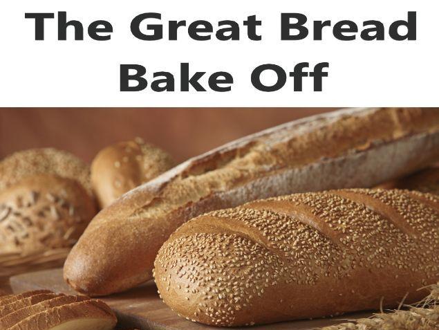 Primary D.T Design Booklet - Baking Bread