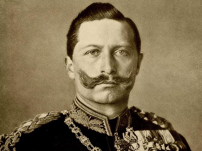 Revision quiz - Wilhelm II & WWI