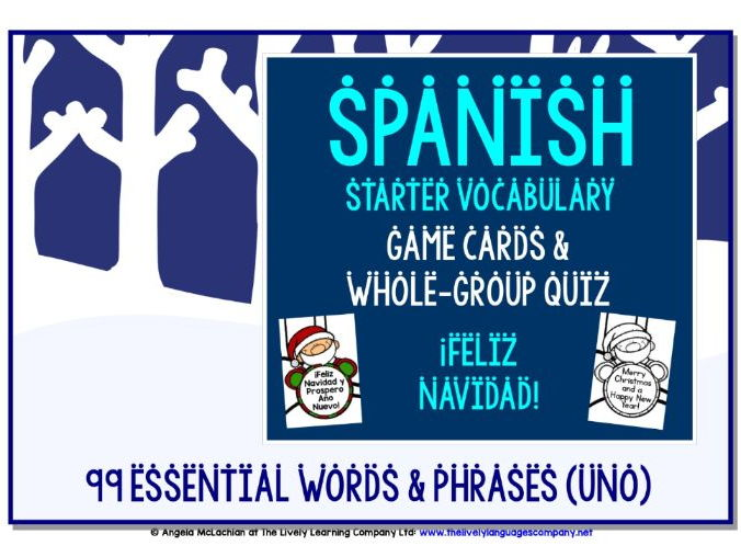 SPANISH CHRISTMAS EDITION GAMES & QUIZ (1)