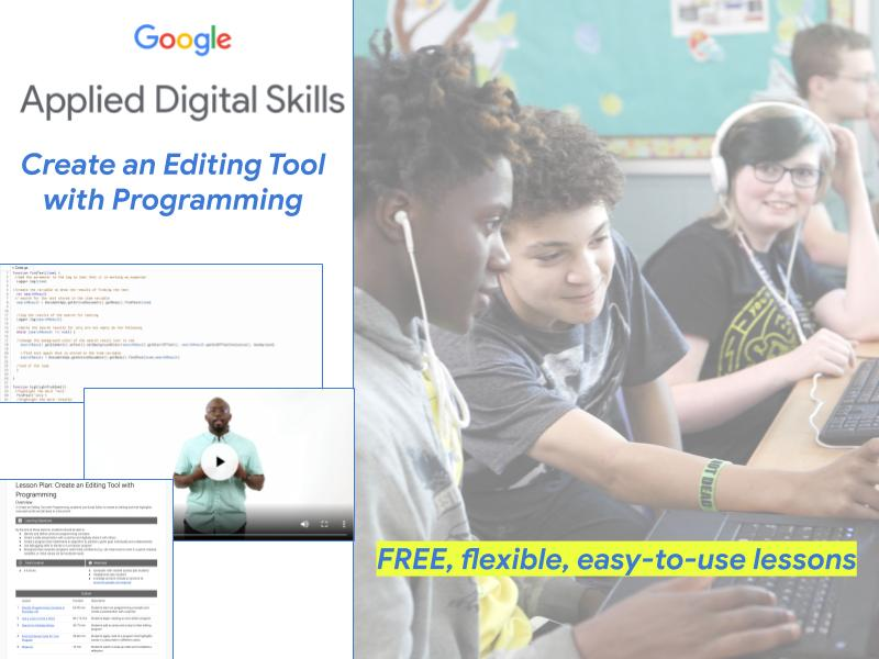 Create an Editing Tool with Programming