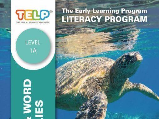 CVC & WORD FAMILIES 1A - TELP'S Literacy Program