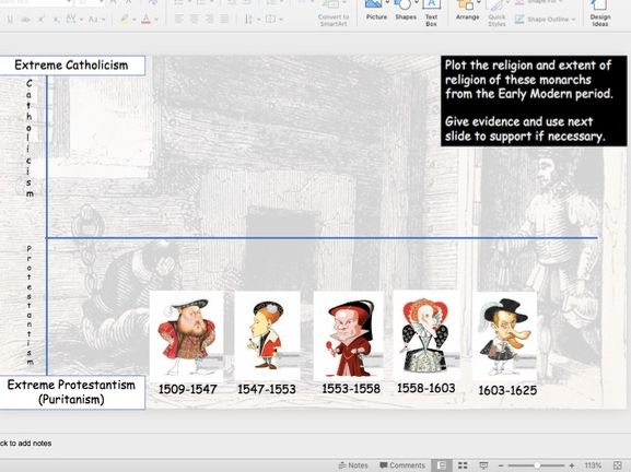 Reformation Crime and Punishment
